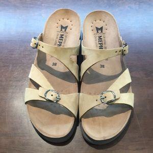 Mephisto Shoes - MEPHISTO SANDALS